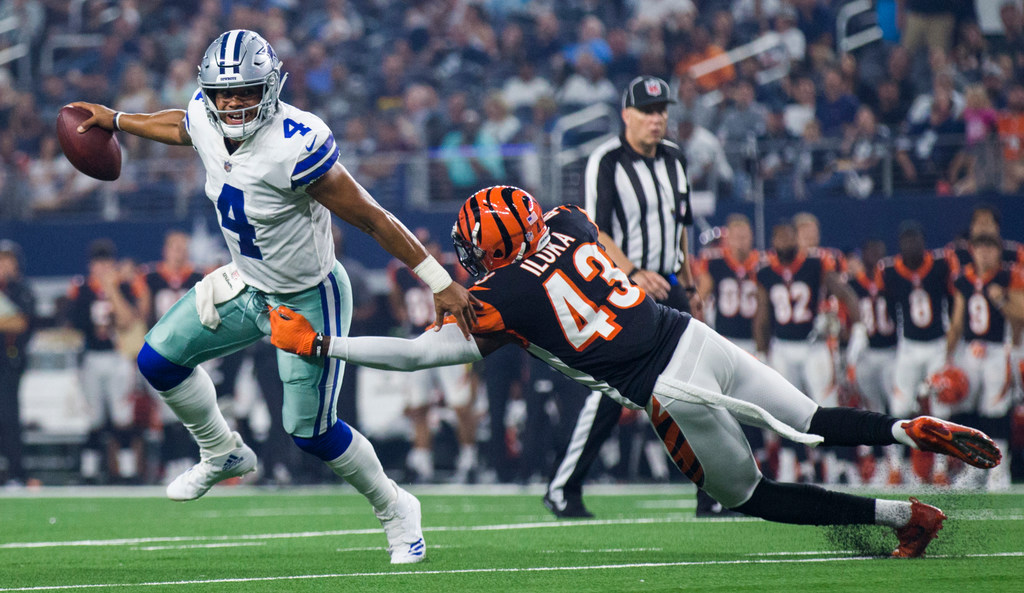 Five thoughts on the Cowboys' loss to the Bengals: Injuries quickly put a damper on the highlights