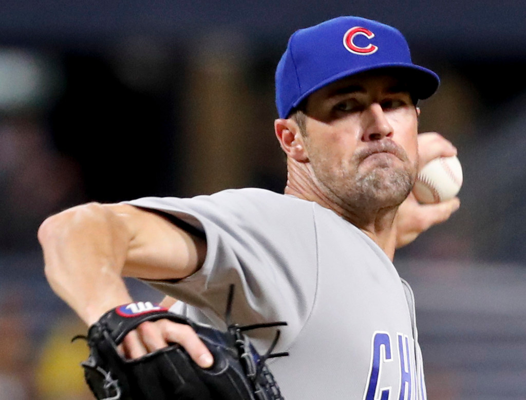 There's a chance that Cole Hamels' resurgence in Chicago could benefit the Rangers. Here's how...