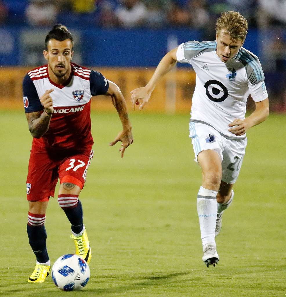 Worth the wait: FC Dallas earns milestone-victory over Minnesota United after long lightning delay