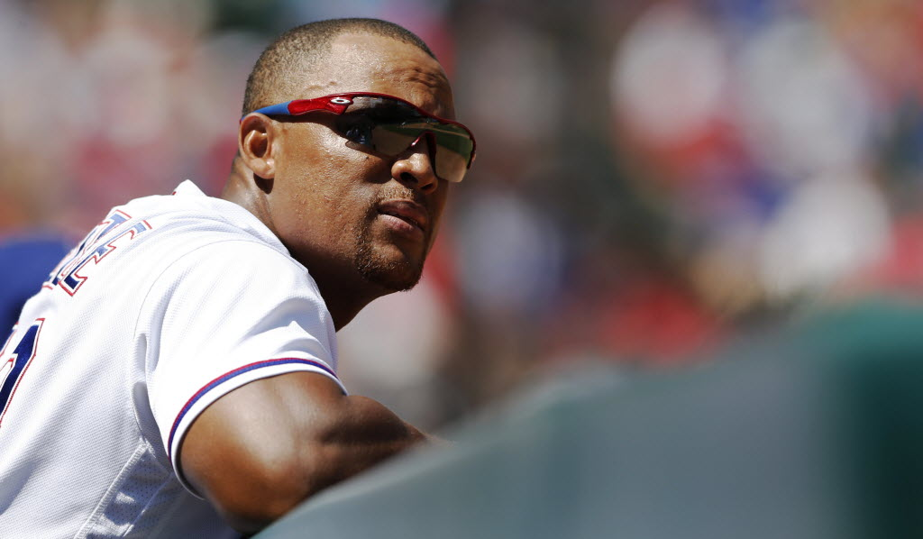 Latest lineup decision shows Rangers are preparing for life without Adrian Beltre