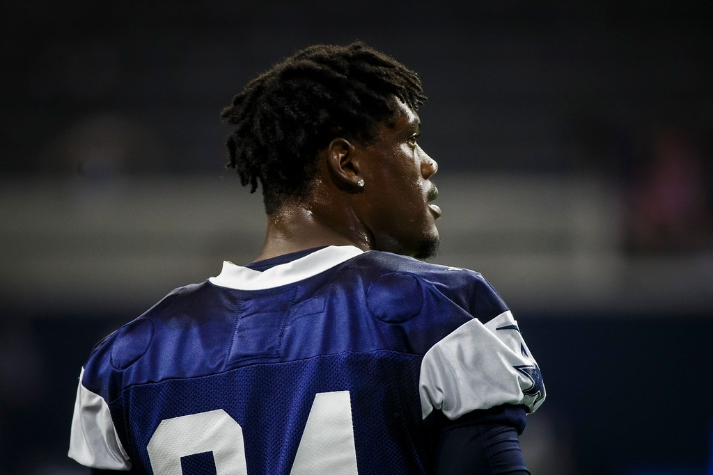 Randy Gregory reveals what grade Rod Marinelli gave his return to field in Cowboys vs. Bengals