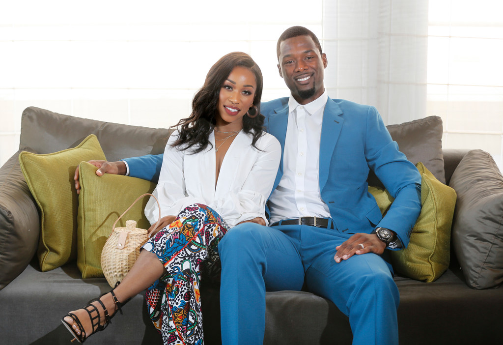 Dallas Mavericks How Mavs Forward Harrison Barnes And Wife Brittany