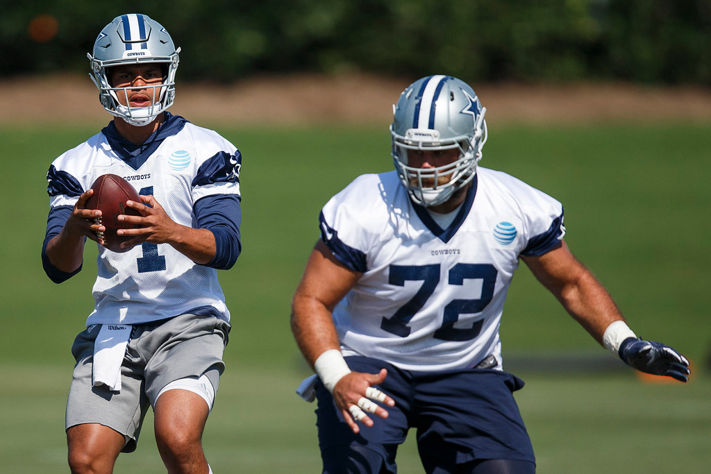 Ex-NFL scout: Why Cowboys' season isn't a 'total loss' following Travis Frederick's diagnosis