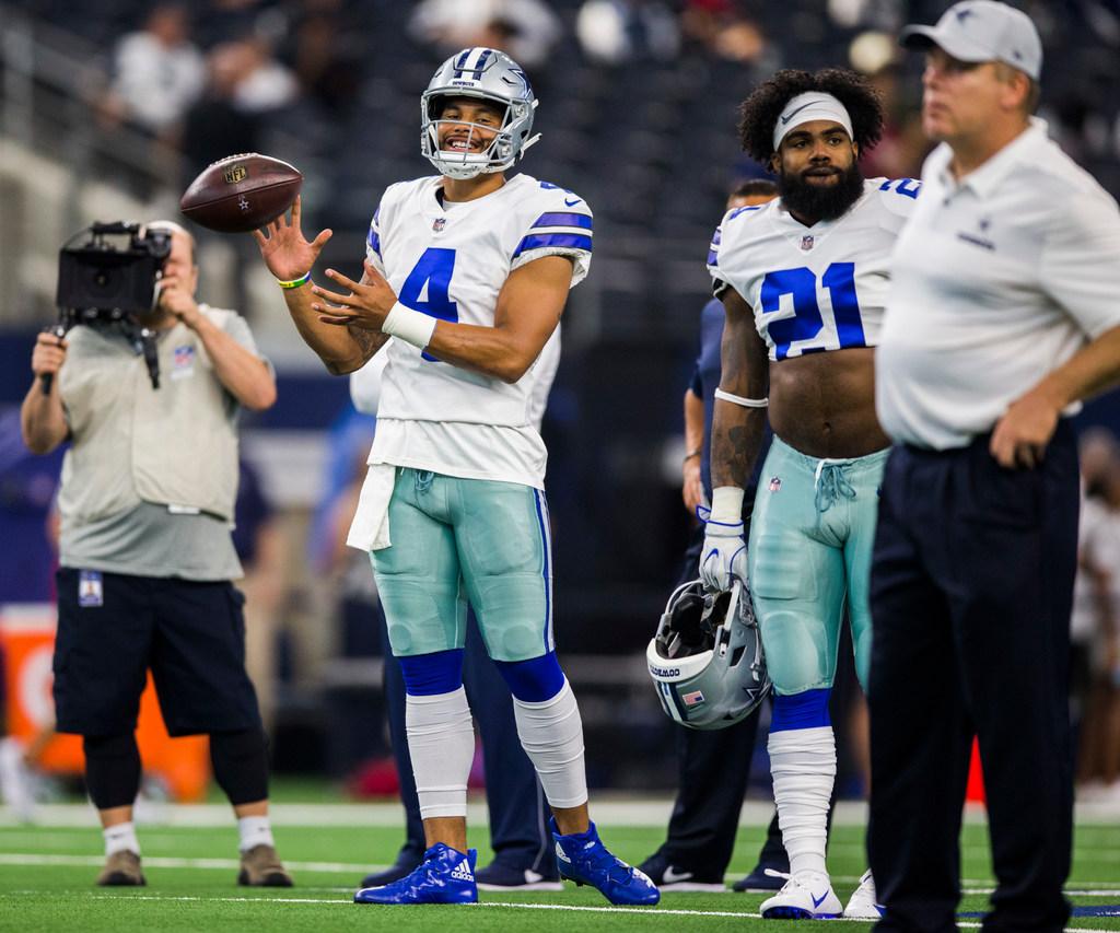 Dallas Cowboys  Why the impending season-opener loomed over the Cowboys   latest preseason loss  814902cdb