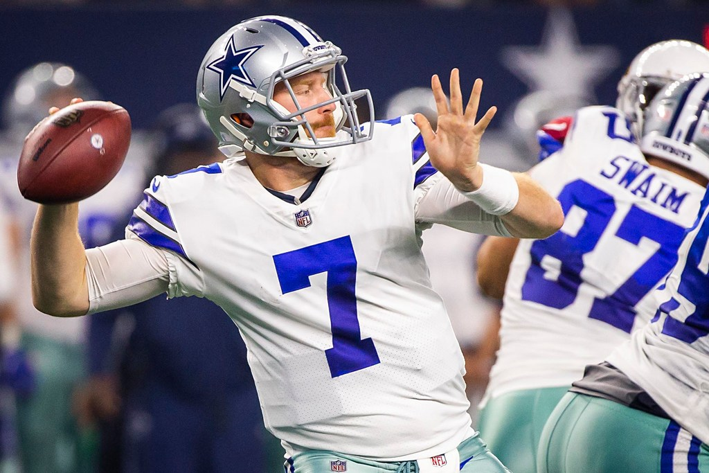 Cooper Rush looking to show his mental toughness in Cowboys' preseason finale; 'It's how you bounce back'