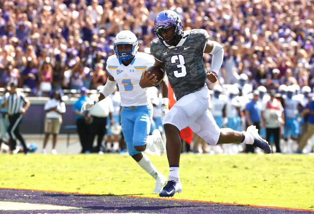 College Sports  5 thoughts from TCU s season-opening win over Southern   It s Shawn Robinson s world db3f3bfb4