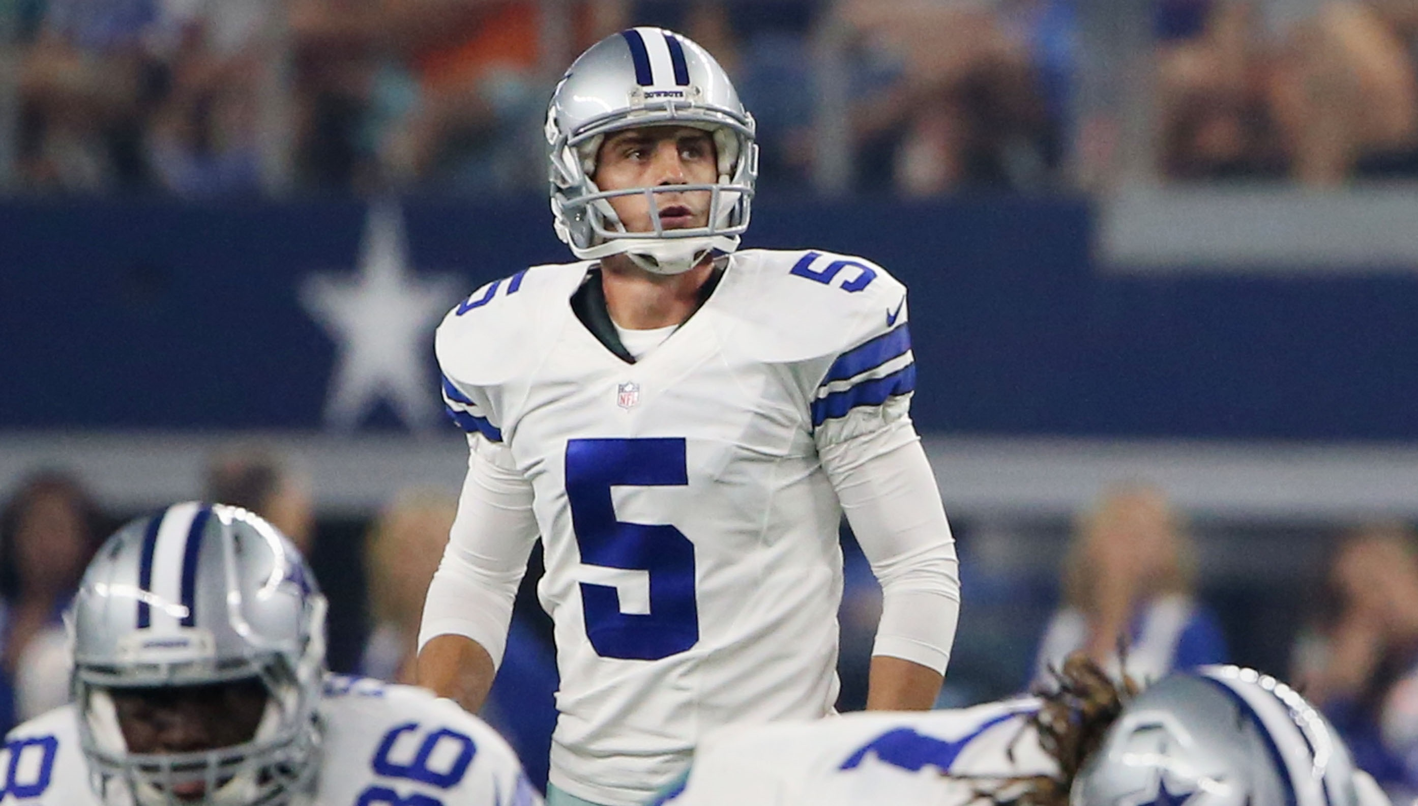 Dan Bailey joining the list of Cowboys' roster cuts leaves most ...