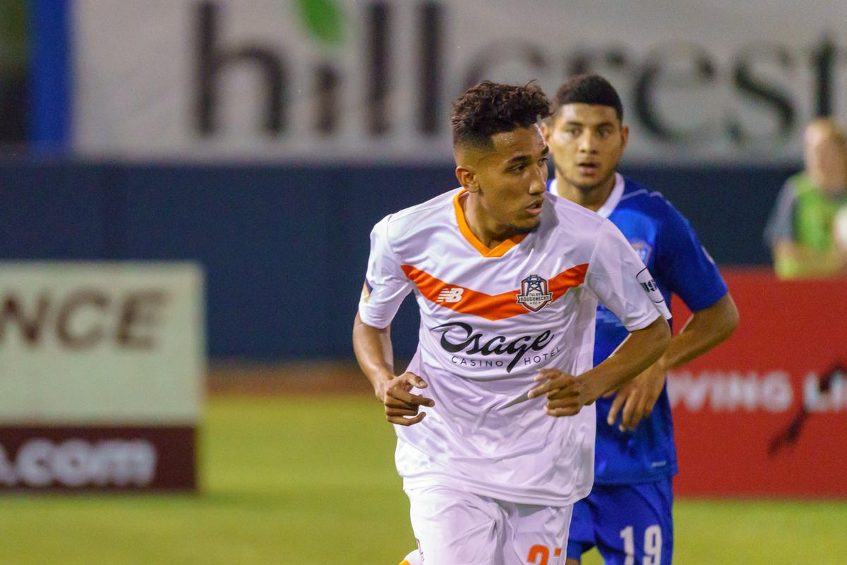 FC Dallas' Servania and Ferreira earn USL 20 Under 20 recognition