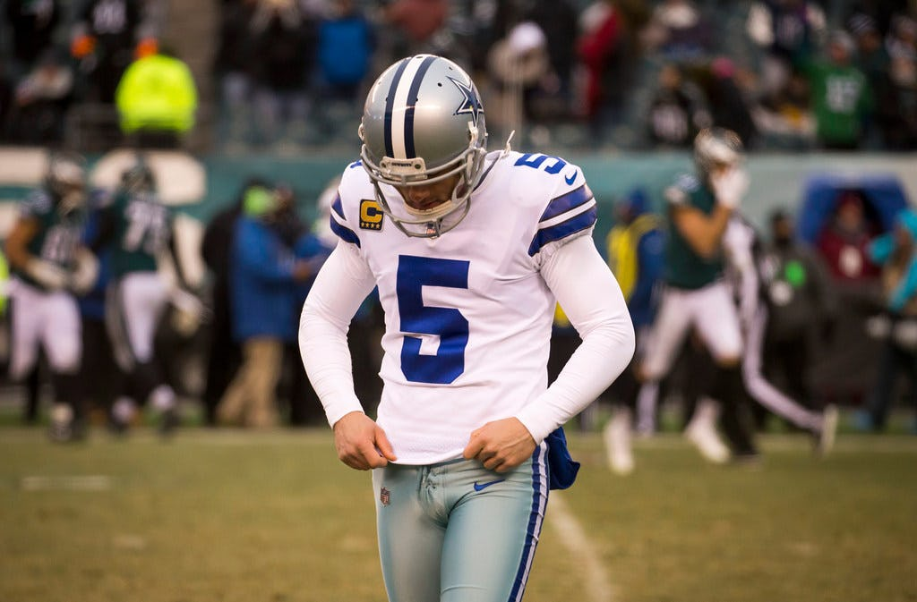 This is the bottom line when it comes to the Cowboys releasing Dan Bailey