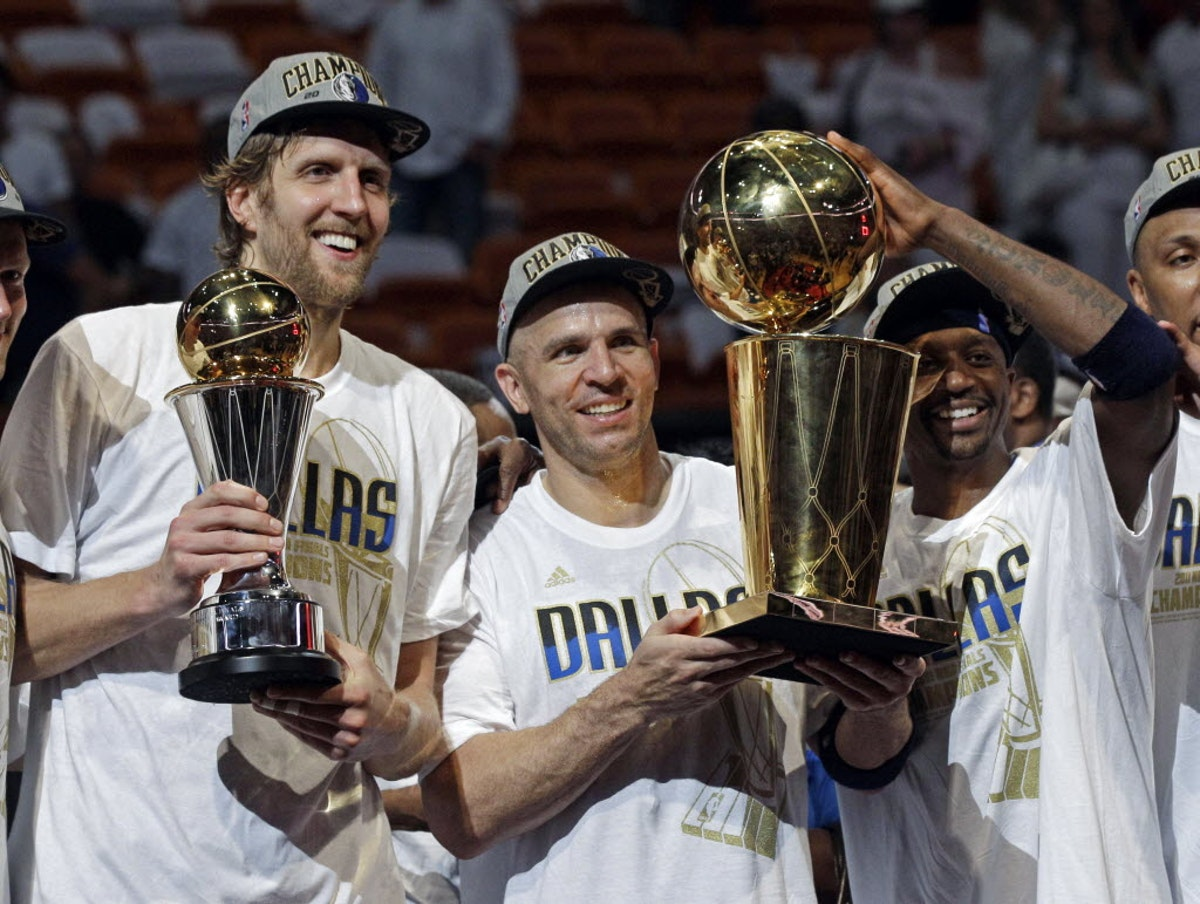 Dallas Mavericks: On eve of his Naismith Hall of Fame induction, Jason Kidd shares 3 stories ...