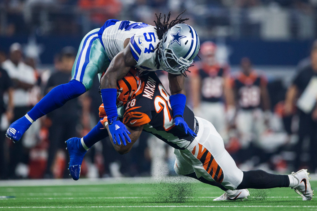 If Jaylon Smith really is close to what he once was, the Cowboys LB will be a top player in the NFC East
