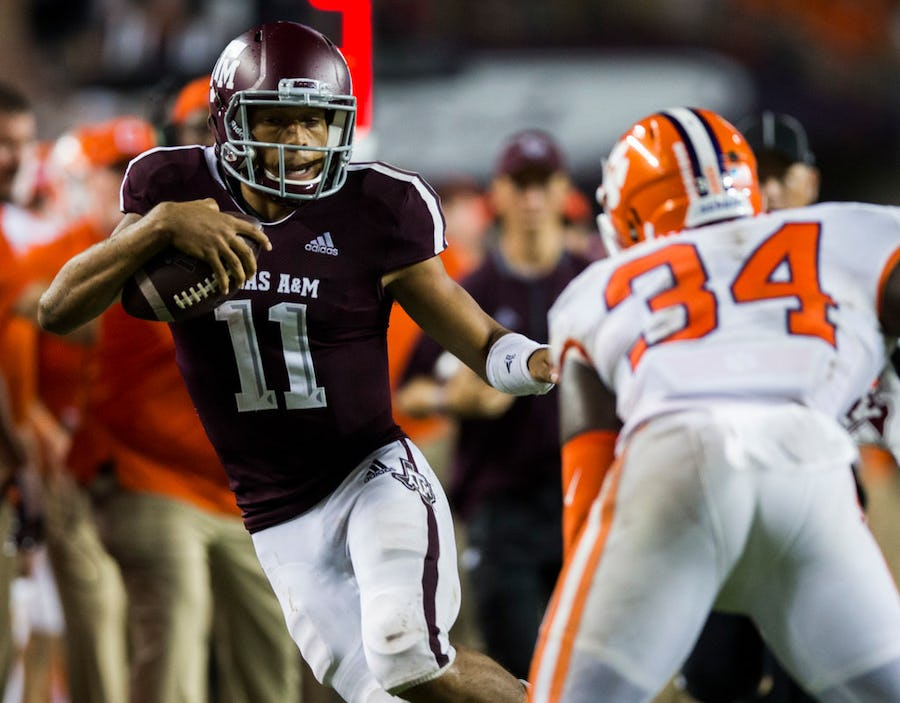 ESPN tabs Texas A&M QB Kellen Mond the most important player in this year's College Football Playoff chase | SportsDay