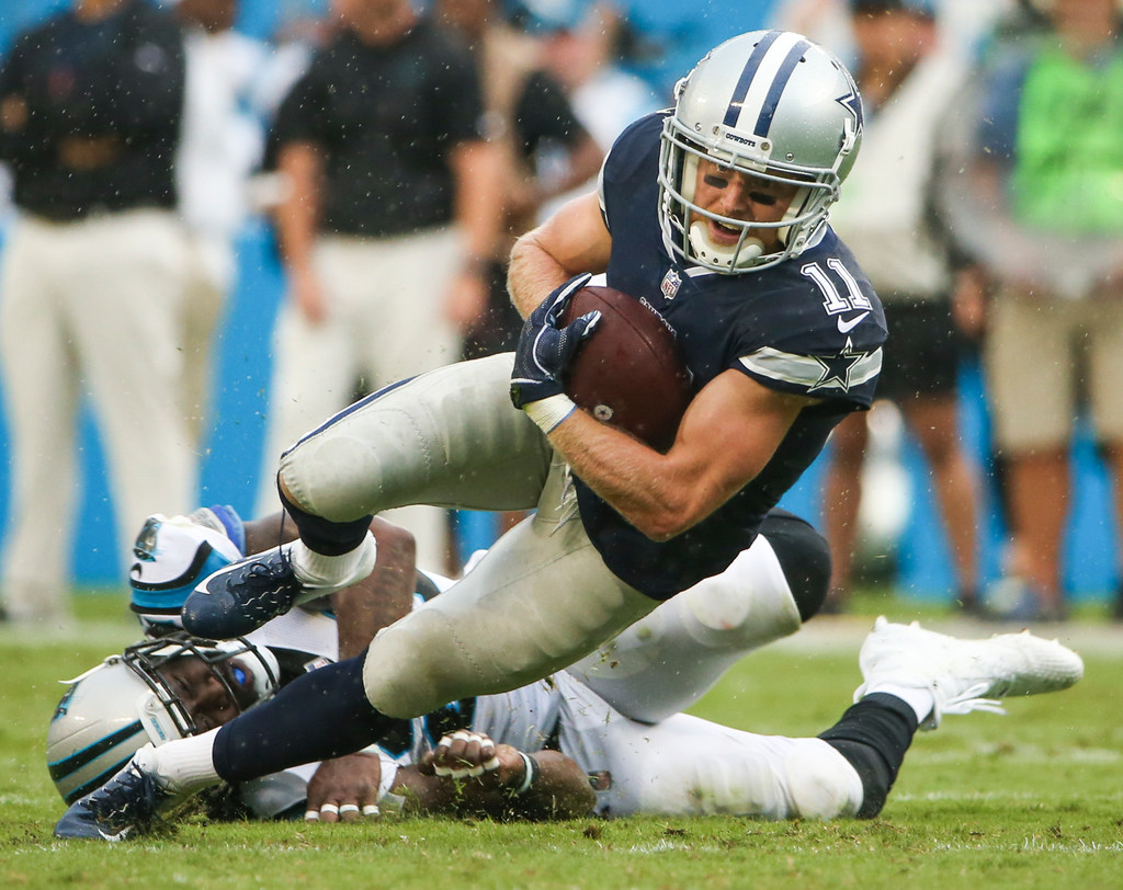 Cole Beasley talks Cowboys WRs, hurry-up offense: 'I think our offense will kind of transform as we go'