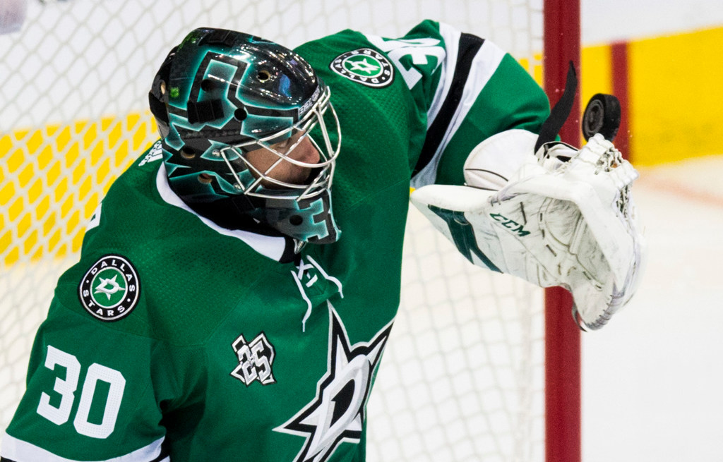 For Stars and Ben Bishop, it's now about experience and athleticism, not past injuries