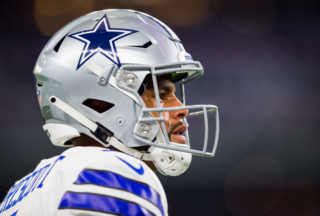 As other NFL QBs torch box scores, Cowboys' Dak Prescott again shows why his value is best measured by one stat