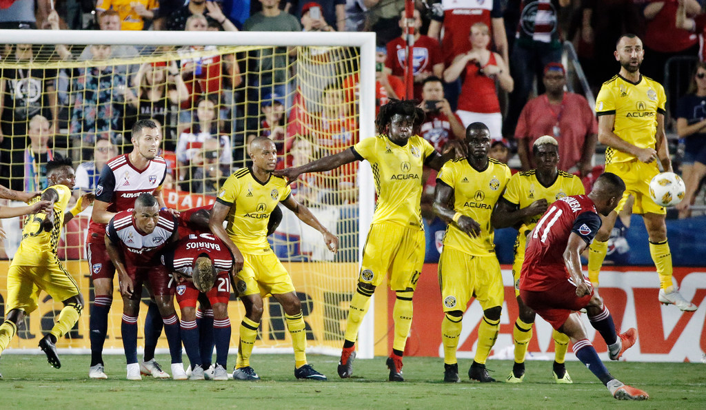 The Breakdown: Columbus Crew at FC Dallas