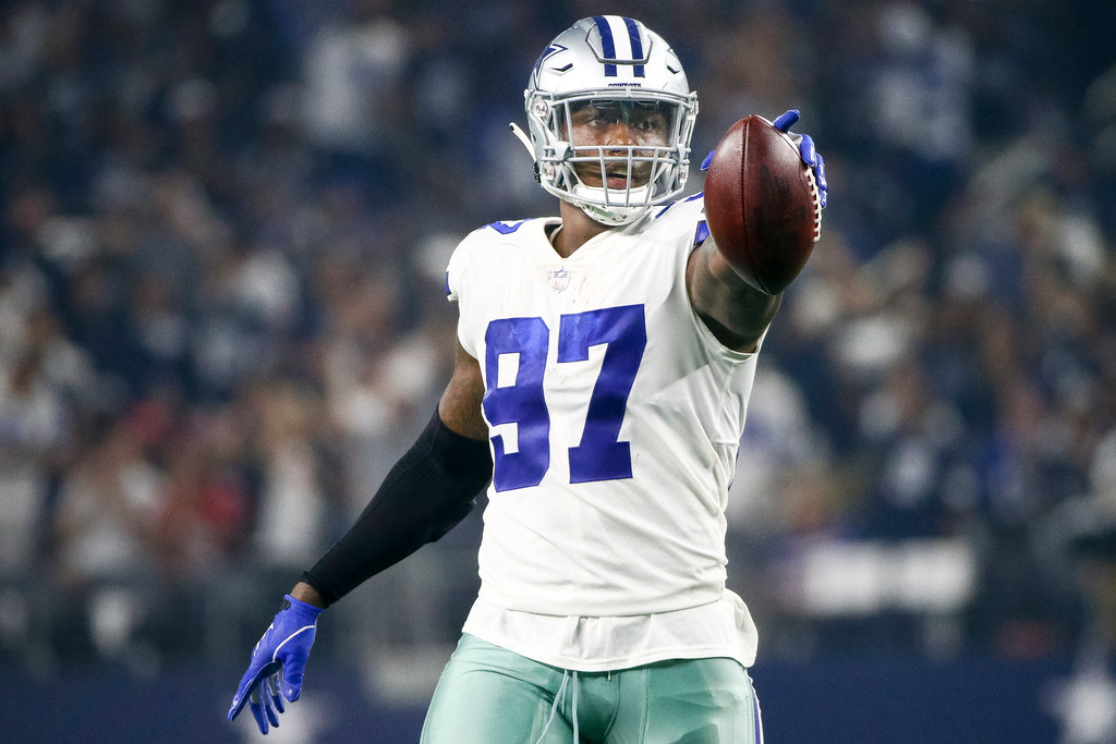 'Can't speak enough good words about Taco': Charlton looking increasingly worthy of Cowboys' 2017 first-round pick