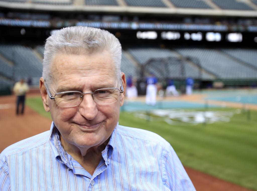 Don Welke, part of Rangers World Series runs, passes away