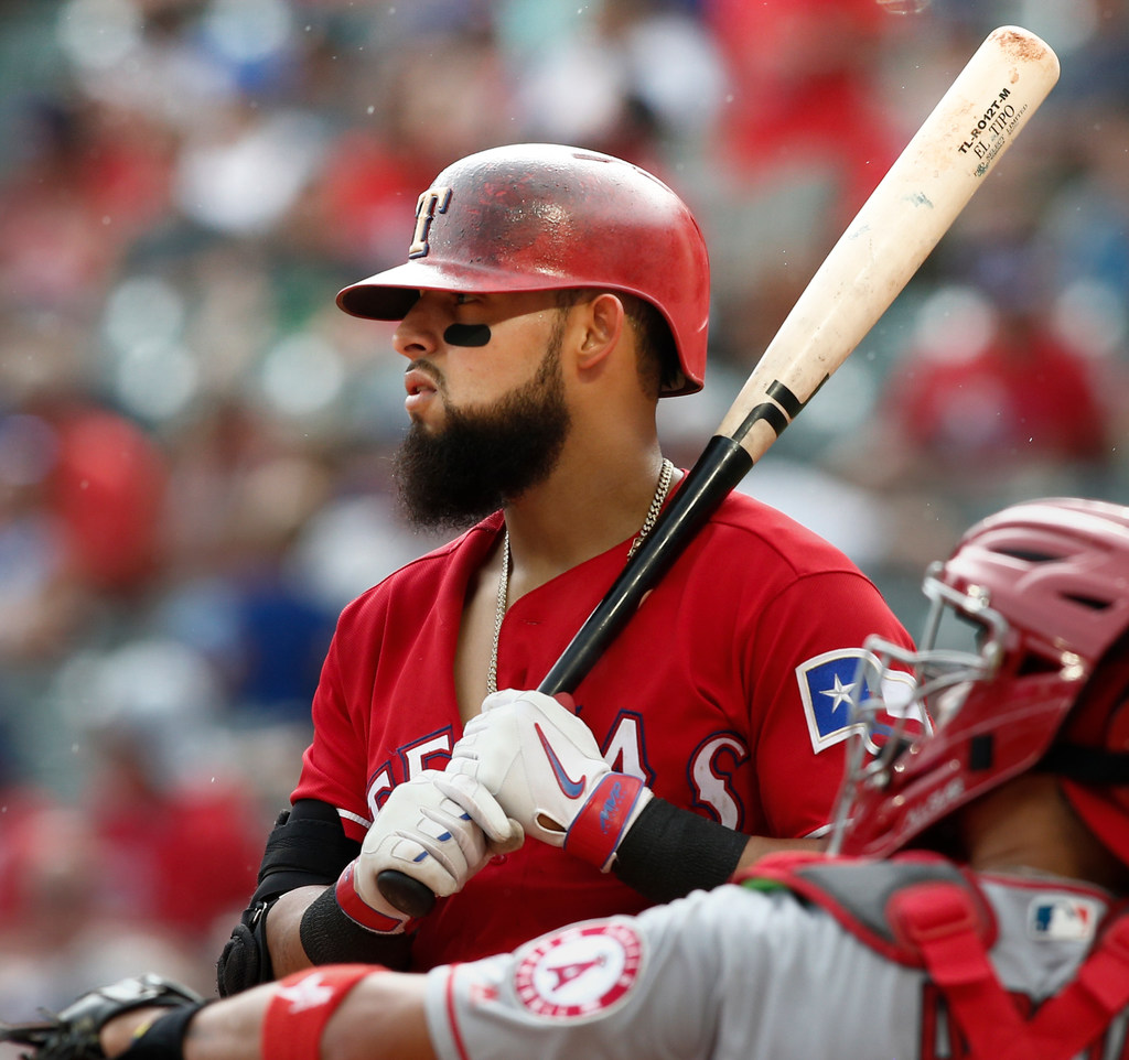 Rangers hope Odor can turn things around late, carry momentum to bring back good Rougie in 2019
