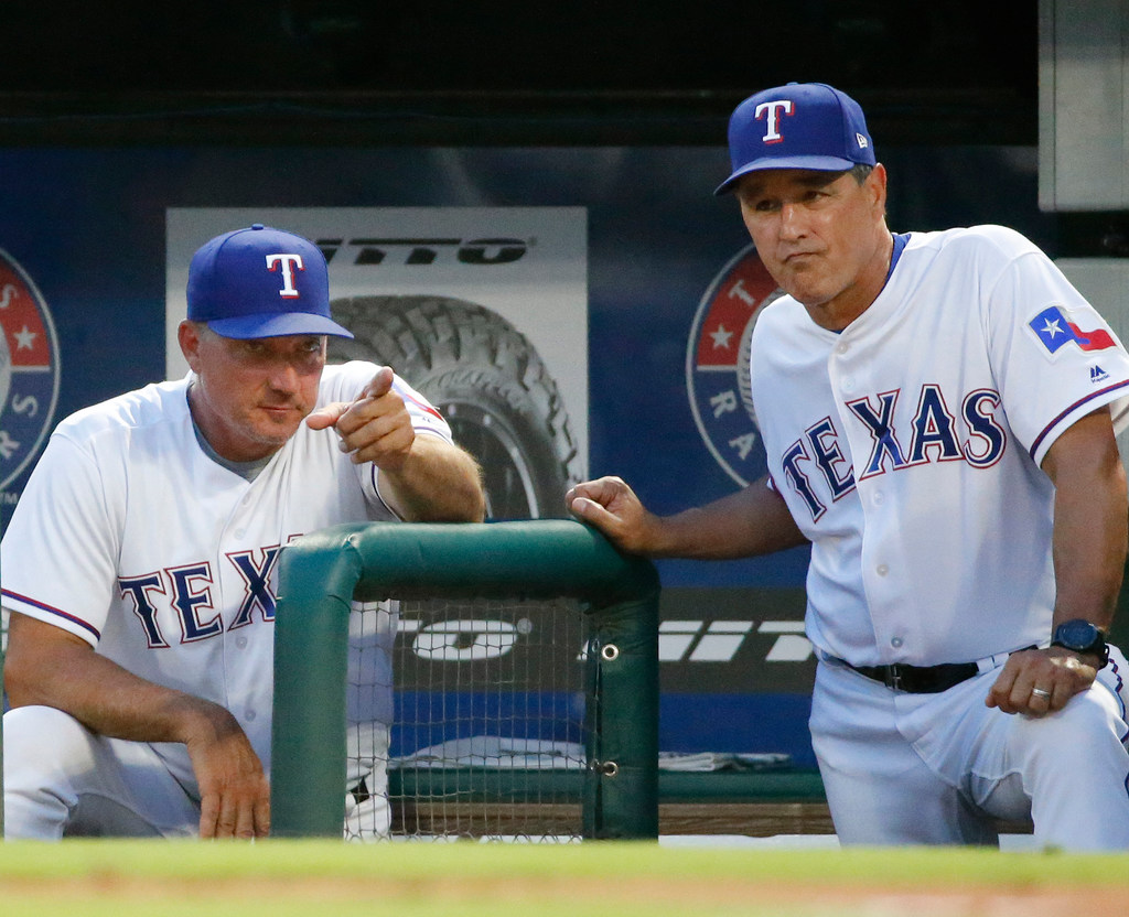 Grade Jeff Banister's tenure with the Rangers