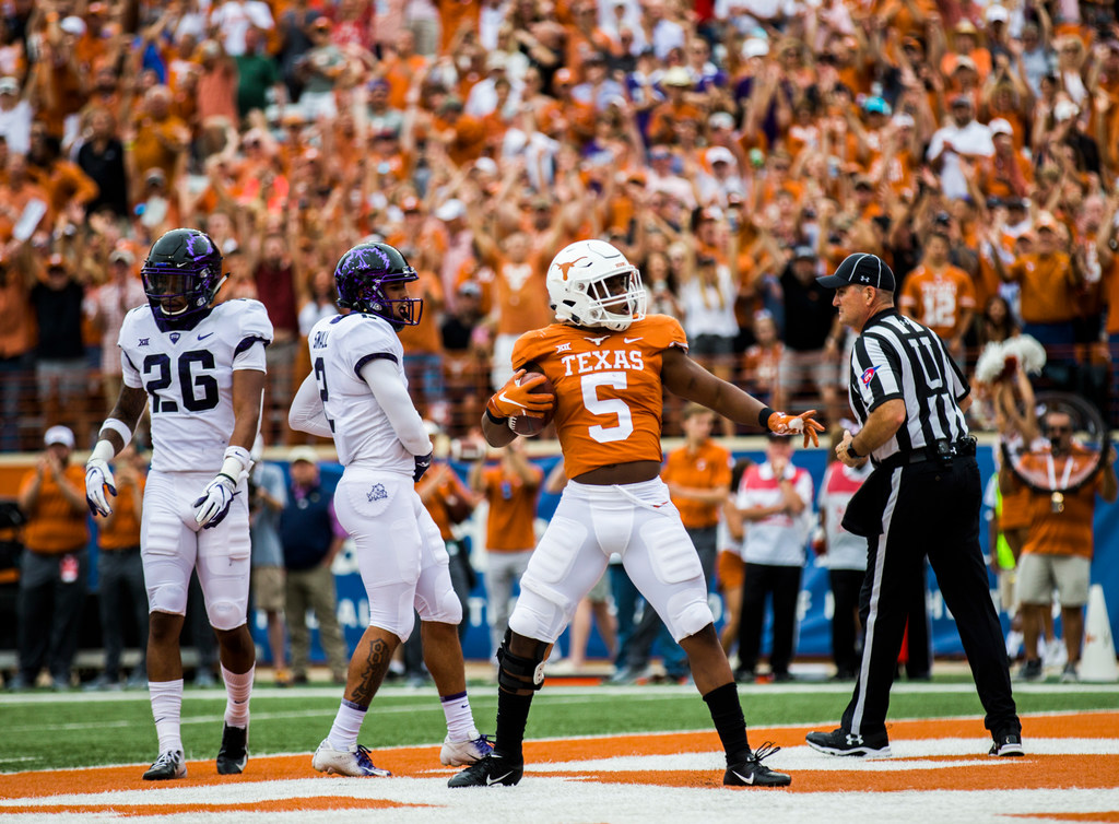 College Sports  5 takeaways from Texas  31-16 win over No. 17 TCU   Longhorns snap four-game losing skid vs. Horned Frogs  c53d29bff