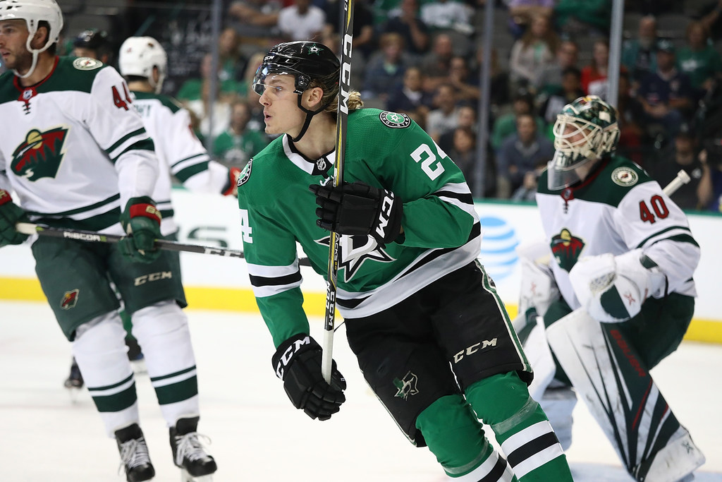 Roope Hintz scores, shines in preseason audition for roster spot with the Stars