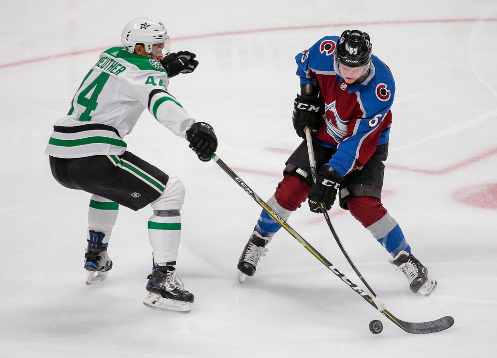 This Stars defenseman has impressed during training camp and 'looks like he's NHL ready'