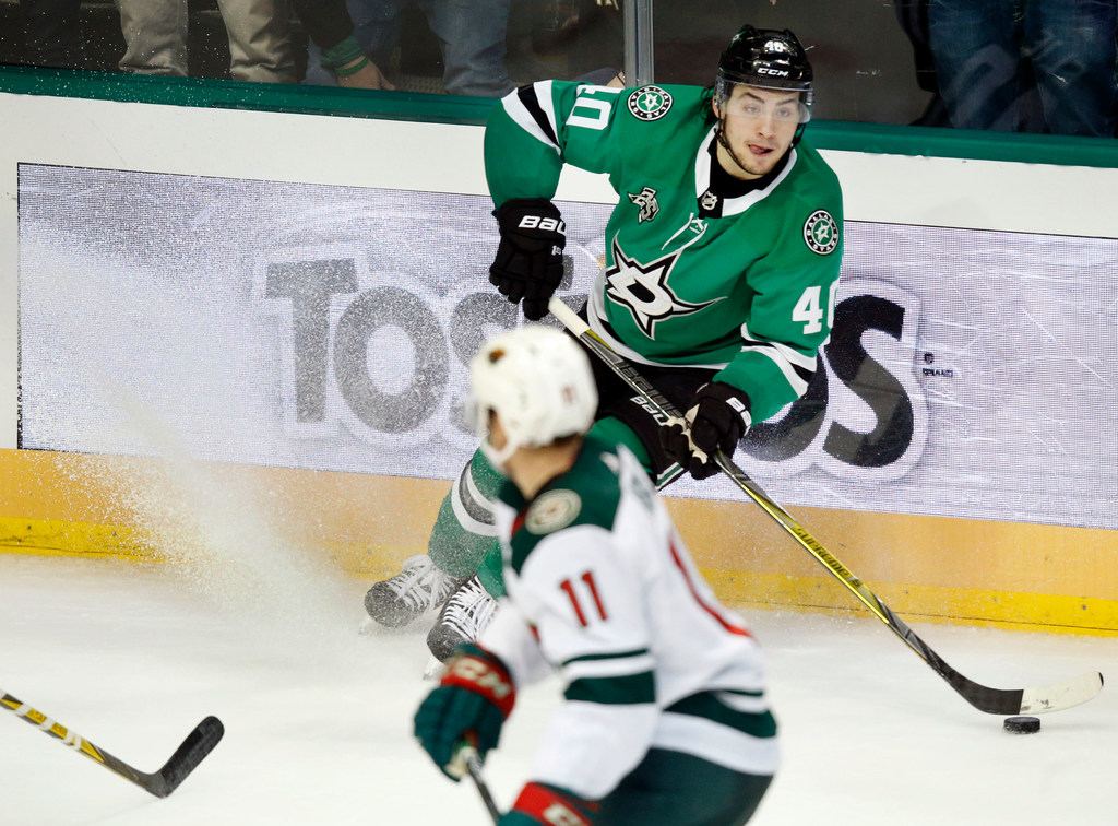 Stars roster takes shape as team waives Remi Elie, keep Roope Hintz