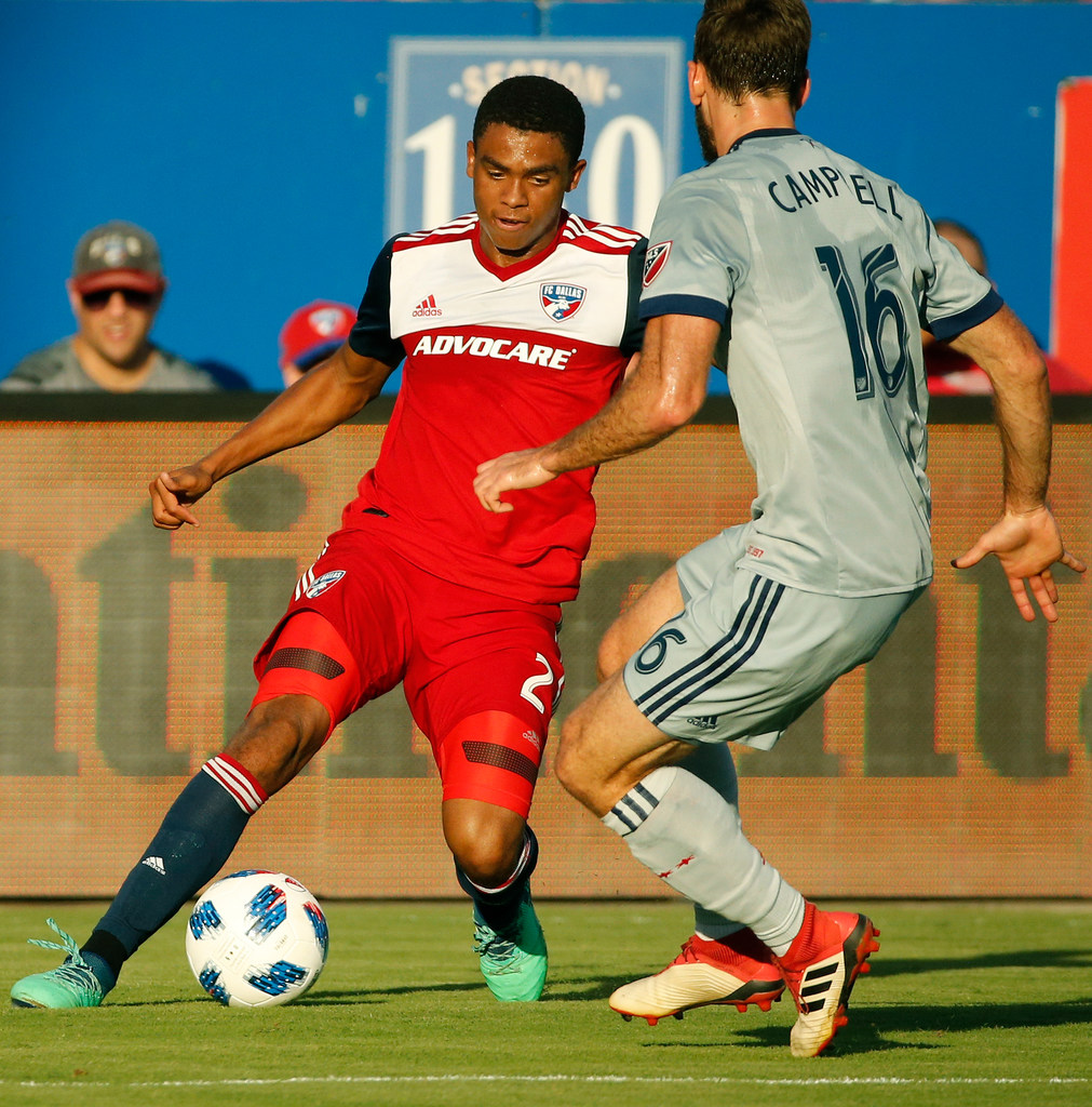 Reggie Cannon called into US National Team