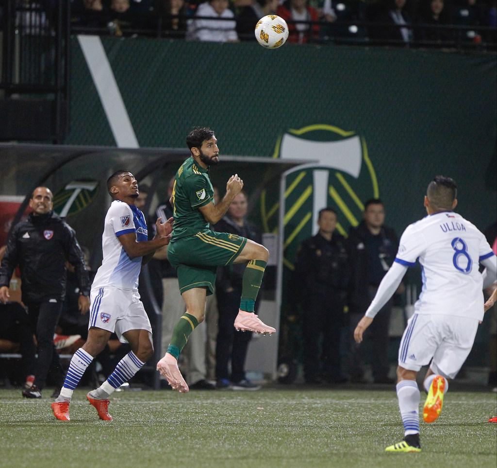 The Breakdown: FC Dallas at Portland Timbers