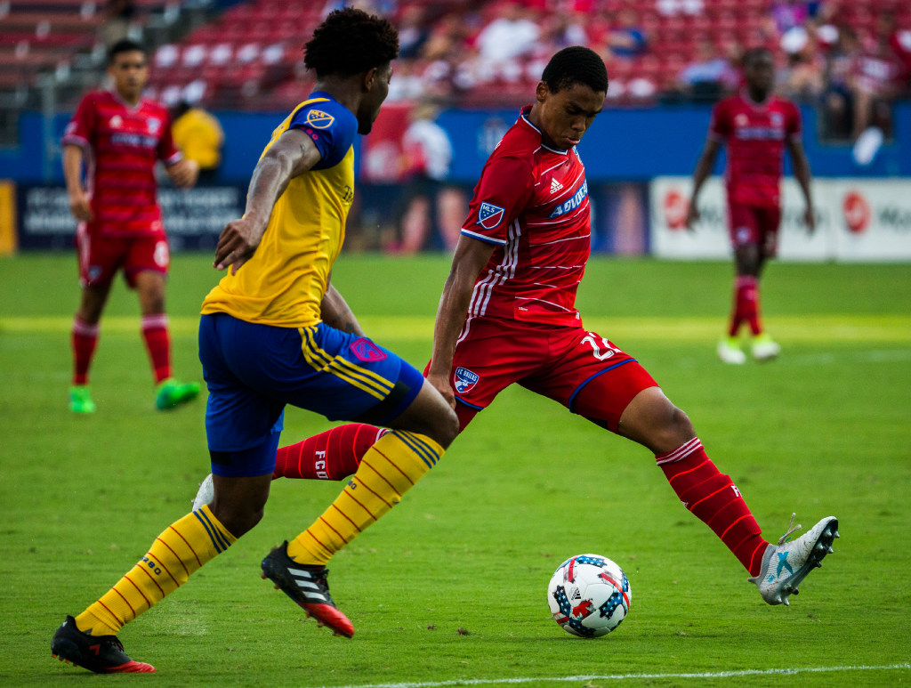 How 2017 struggles led FC Dallas' Reggie Cannon to the United States national team