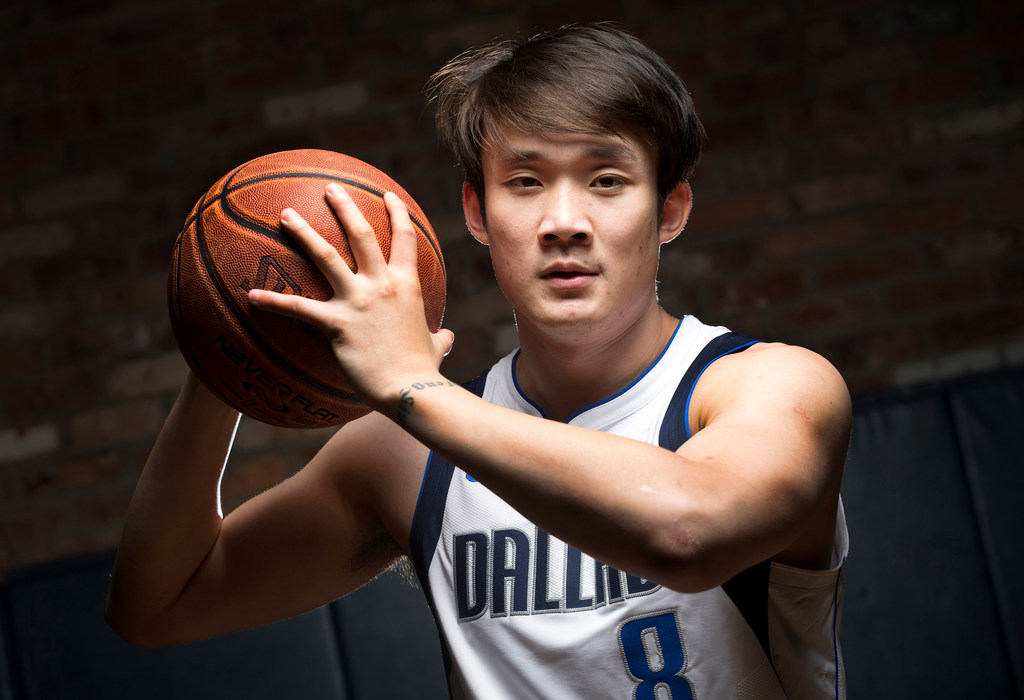 Chinese star Ding unlikely to play in Mavericks' two preseason games in China