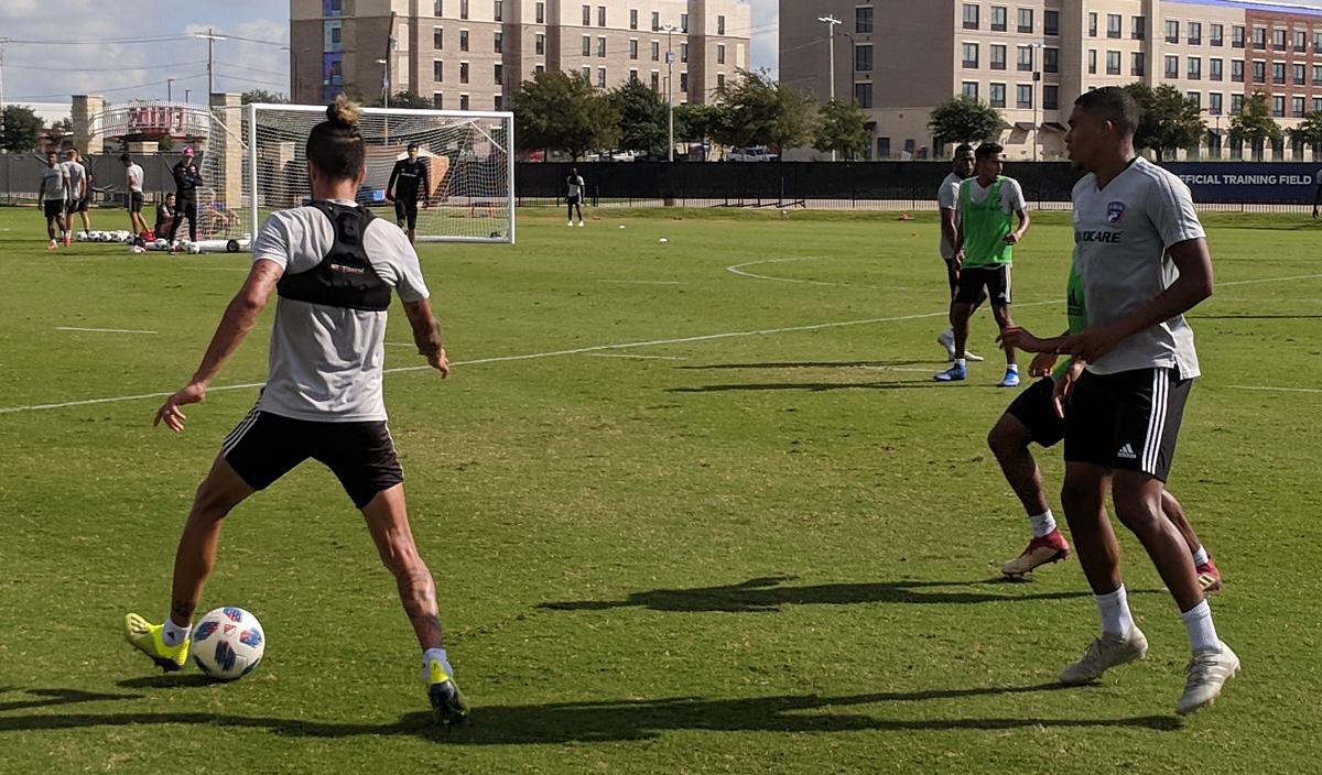 FC Dallas Practice Observations October 3