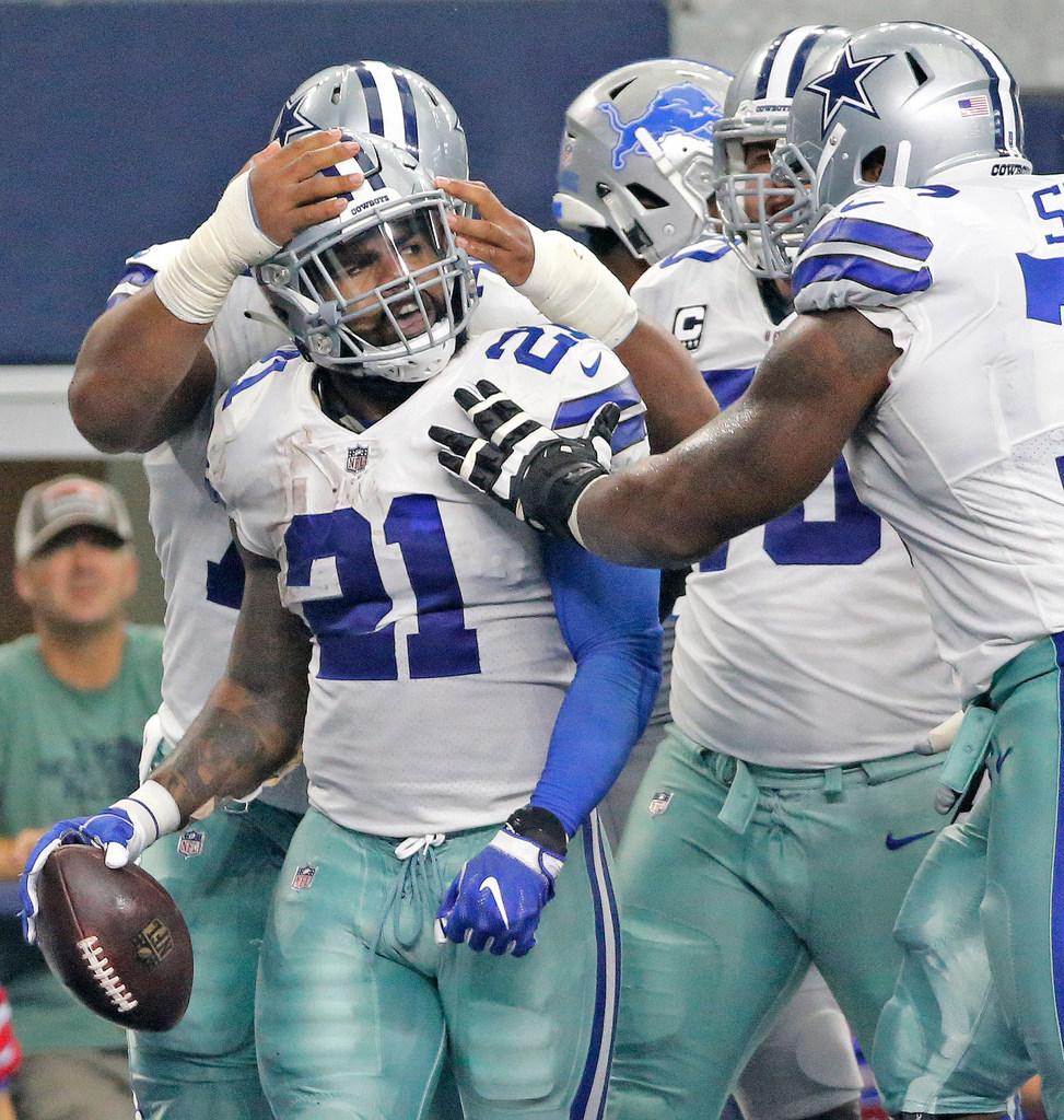 96a21eb2a04 Dallas Cowboys: How Ezekiel Elliott surprised teammates, sparked Cowboys  last Sunday | SportsDay