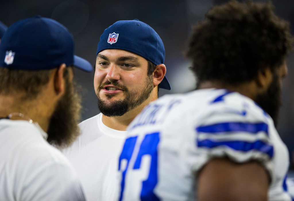3 key matchups for Cowboys-Texans, including Zack Martin's reunion with his brother
