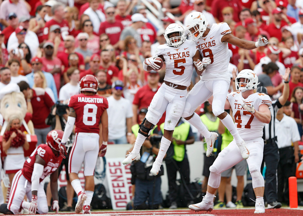 5 takeaways from No. 19 Texas' 48-45 win over No. 7 Oklahoma: Longhorns prove their mettle on national stage