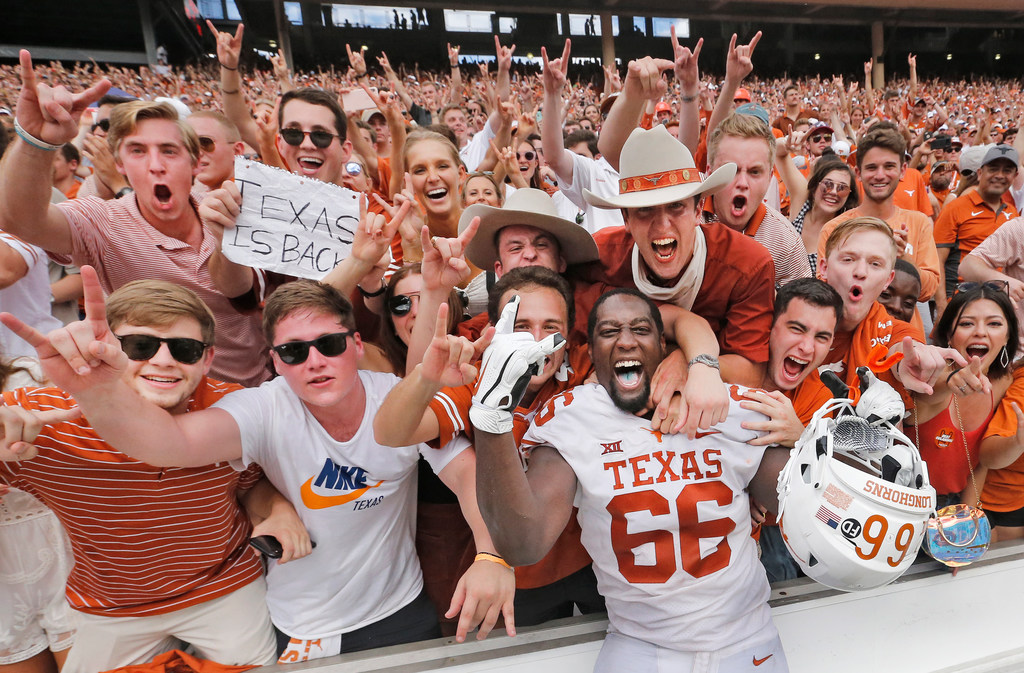National reaction to Texas' win over Oklahoma: Texas is back, Sooner defense is broken and Kyler Murray's Heisman hopes are dead