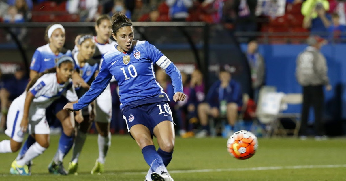 8894f9a1ab6 Other Sports  Carli Lloyd s hat trick leads USWNT past Panama in CONCACAF  World Cup qualifying tournament