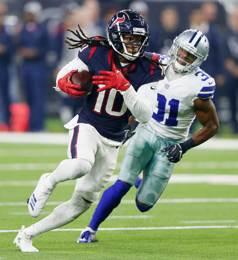 Dallas Cowboys  5 thoughts from Cowboys  loss to Texans  DeAndre Hopkins  makes a difference  the good news for Dallas  05a9229ee