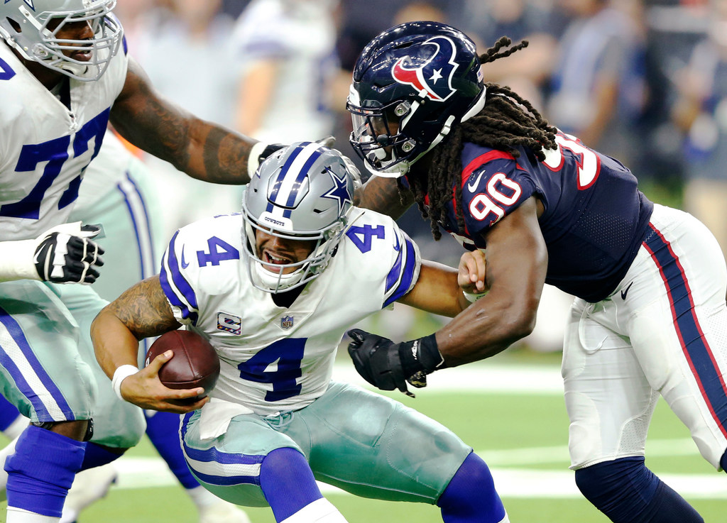 e6cdc289 Dallas Cowboys: Beating Dallas isn't lost on Houston Texans ...