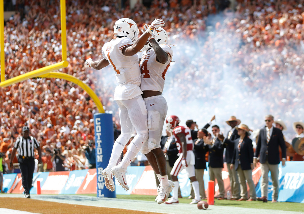 Bowl projections: Texas enters New Year's Six; Texas A&M to clash with TCU?