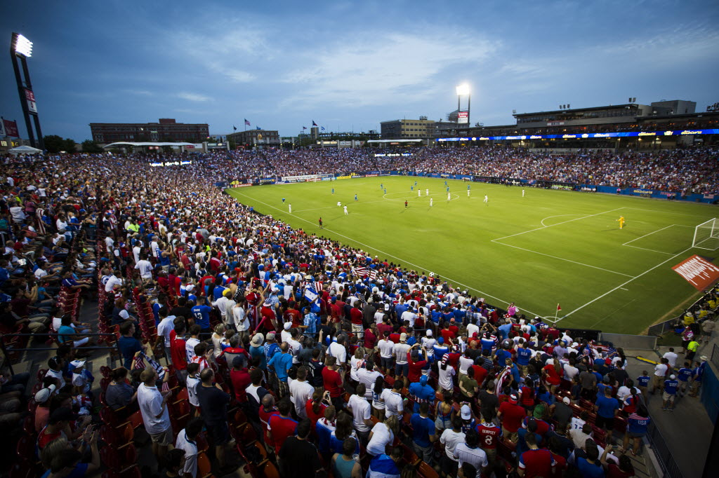 Toyota Stadium welcomes Costa Rica for the 2019 Concacaf Gold Cup