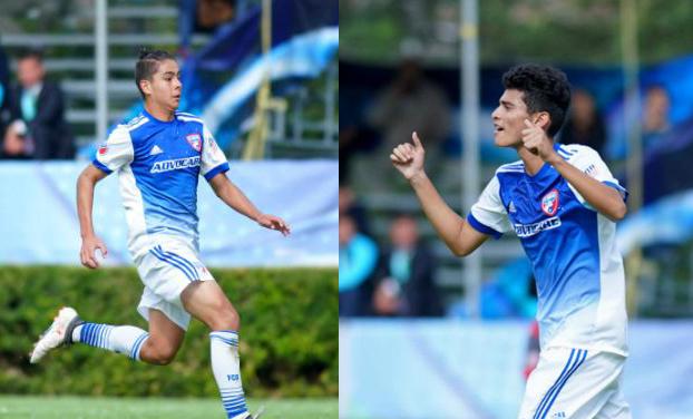 David Rodriguez and Ricardo Pepi called in US U17s