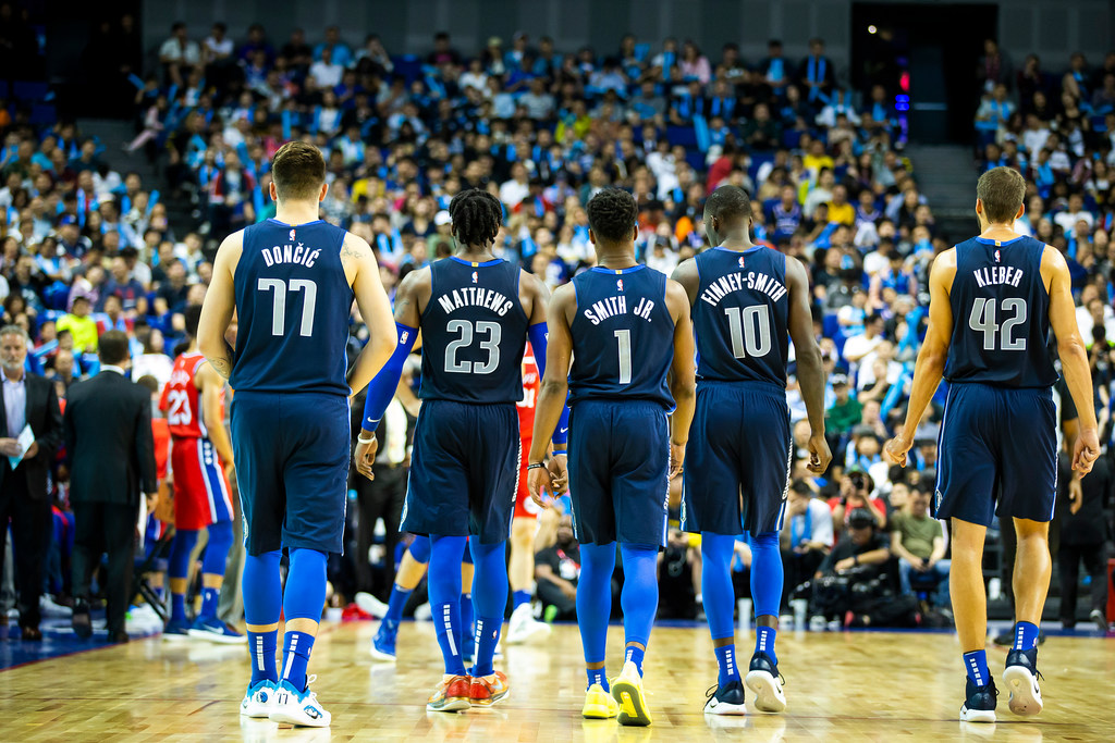 Sorting out the Mavericks' roster spots: Where do the fringe guys fit in?