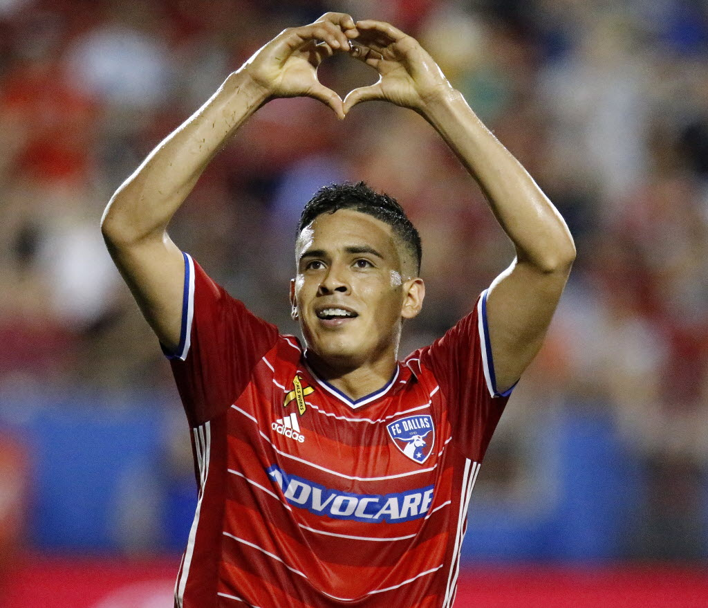 'Nobody has given anything to me':Victor Ulloa relects on 10K minutes played with FC Dallas
