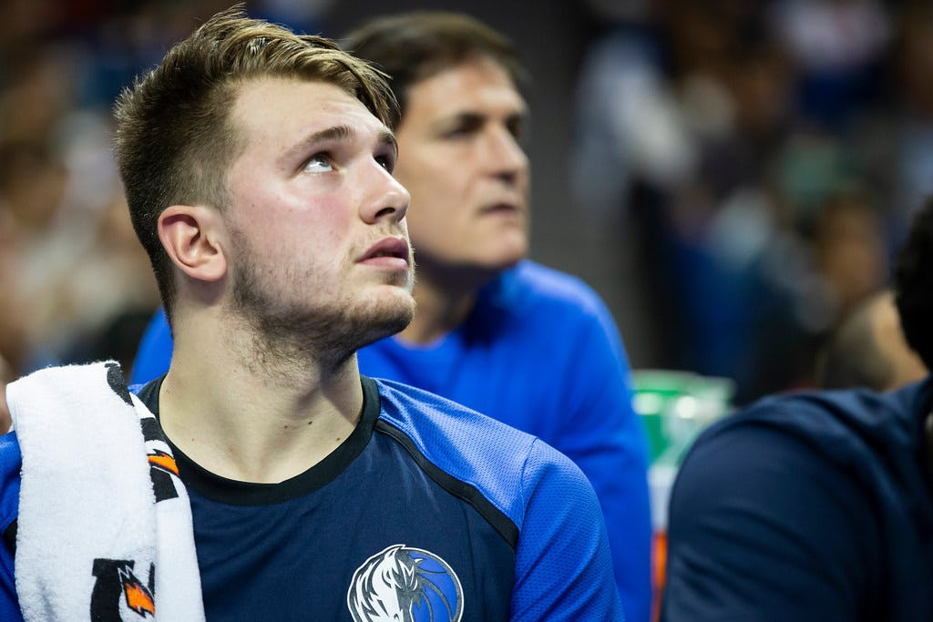Early impressions of Mavericks rookies Luka Doncic, Jalen Brunson and Kostas Antetokounmpo