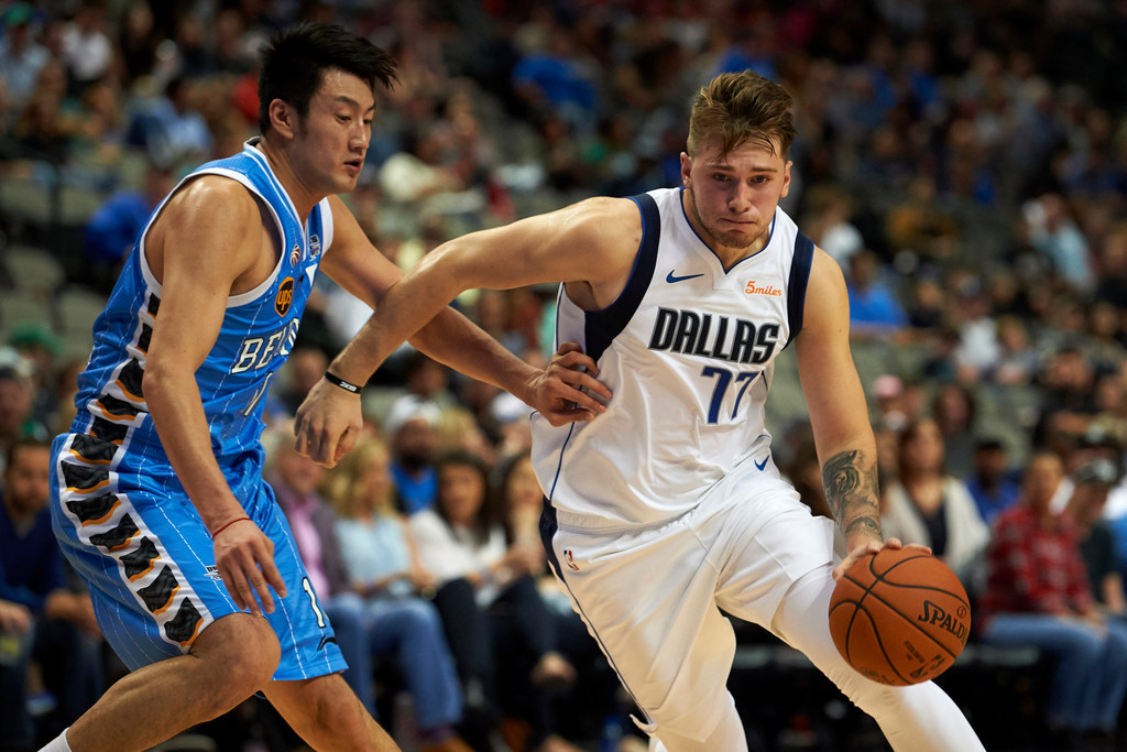 Luka Doncic's usage should be the biggest concern. And thoseWesley Matthews trade rumors? Yeah, they're not going away.