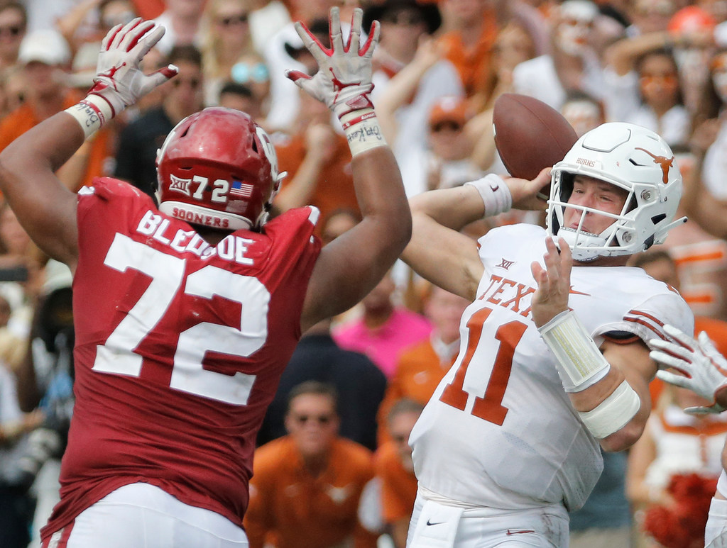 Oklahoma will win the Big 12 championship if the Sooners fix their defense... even in a rematch with Texas.