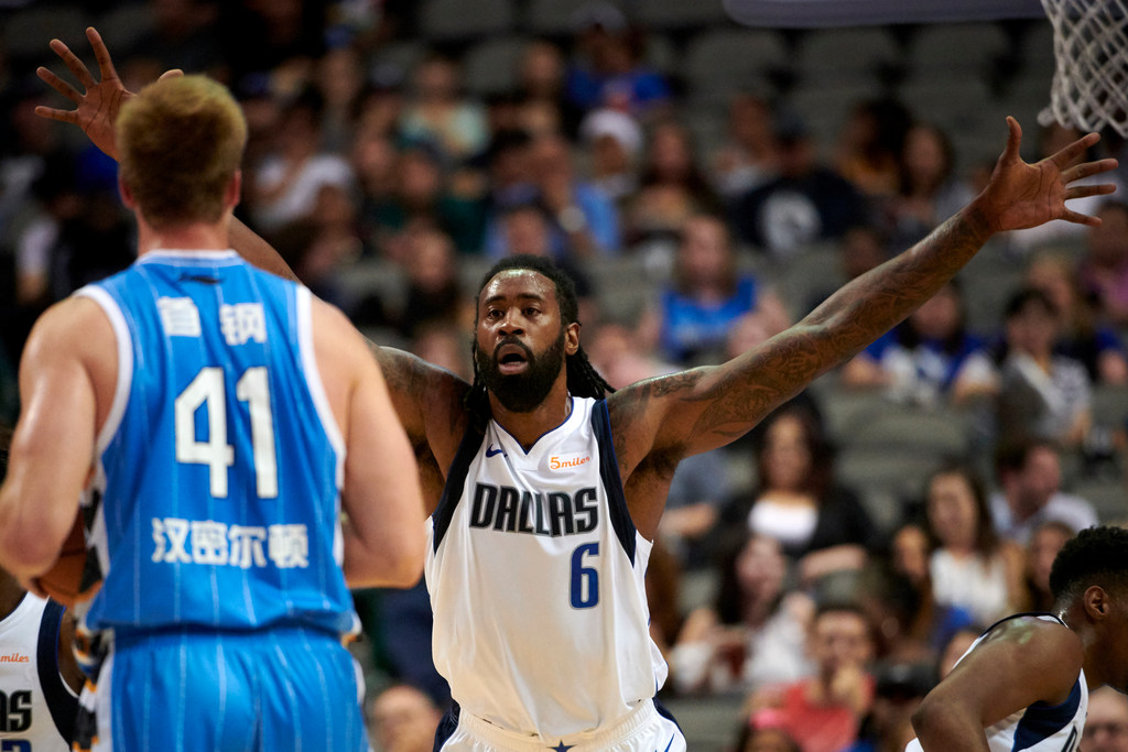 Is the hardest part of the Mavs' rebuild over? The answer hinges on DeAndre Jordan