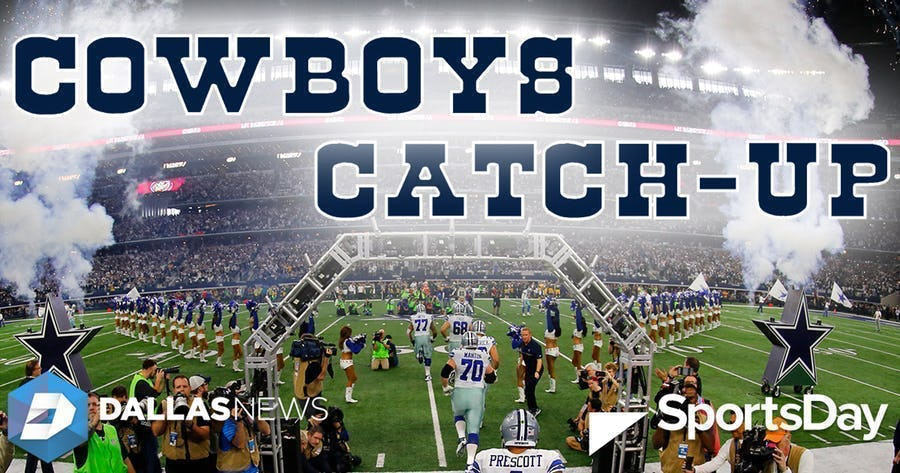 Cole Beasley sounds off, the return of Romo (to the booth), andwhat's really bugging Dak Prescott -- Your Cowboys Catch-Up